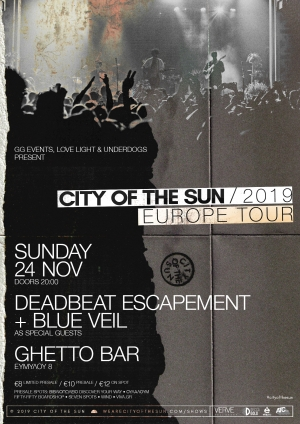City of the Sun live in Patras!