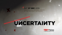 TEDx Patras 2019 - Uncertainty