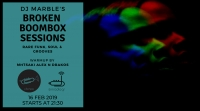 Sinradio.gr Presents: DJ Marble | Broken Boombox Sessions DJ Set